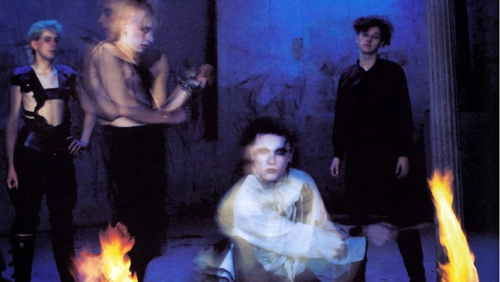 The Virgin Prunes, circa 1982 - which Irish band would you like to see reform?