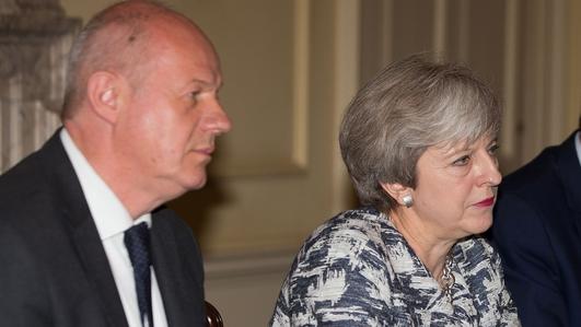 Theresa May Woes