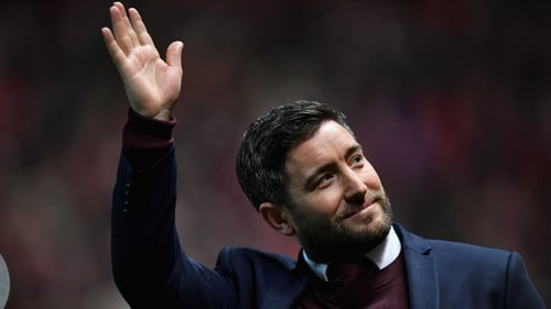 Lee Johnson manager of Bristol City