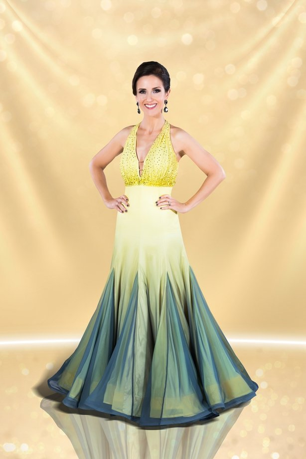 Maia Dunphy is taking to the shiny floor when Dancing with the Stars returns on Sunday January 7, 2018