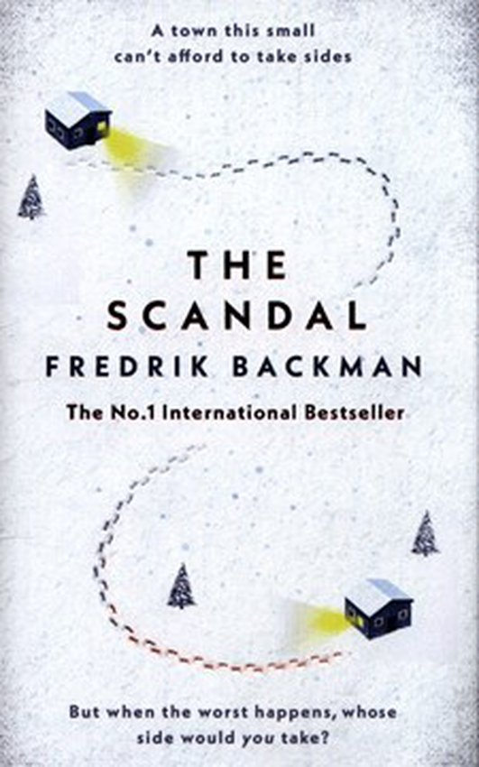 Bookclub: The Scandal By Fredrik Backman