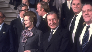 State Papers show Margaret Thatcher and Charles Haughey's relationship became strained by the end of 1987 (RTÉ Stills Library)