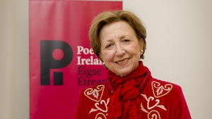 RTÉ Poetry Programme host Olivia O'Leary