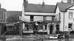 Four soldiers and a civilian were killed in the bombing in Guildford