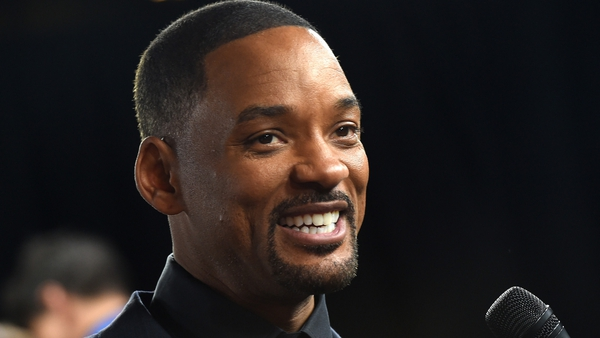 """Will Smith - """"It's terrible and I can't bear to watch it''."""