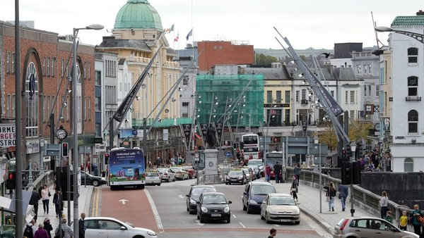 Cork Business Association easily lobbied for a car ban on Patrick St to be overturned
