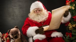 Santa examines the latest missive