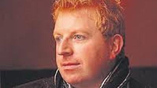 Singer Tommy Fleming