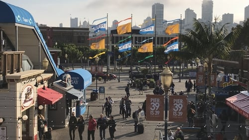 Man planned Christmas attack on San Francisco's Pier 39, Federal Bureau of Investigation says