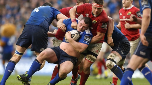 O'Mahony To Become Munster Centurion In St. Stephen's Day Clash