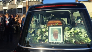 Local community gathered to mourn Rose Hnarahan at St Munchin's church