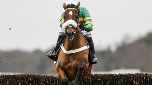 Coney Island, under Barry Geraghty, en route to victory at Ascot
