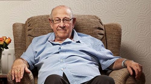 Channel 4 Gogglebox star Leon Bernicoff dies aged 83
