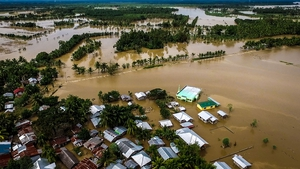 Philippines is pummelled by 20 major storms each year on average