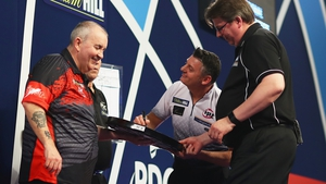 Phil Taylor recorded a 4-0 sweep of Justin Pipe to sustain his career until after Christmas