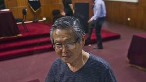 Alberto Fujimori was found guilty of commanding death squads that massacred civilians