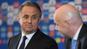 Vitaly Mutko is staying on as Russia's deputy PM and as chair of World Cup organising committee