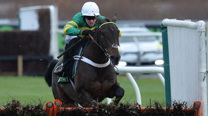 Buveur D'Air looks set to go in the Unibet Christmas Hurdle