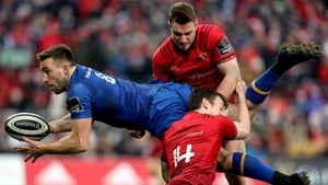 Jack Conan in action against Munster