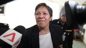 Maria Elvira Pinto Exposto was the victim of a romance scam