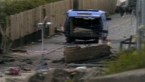 British army soldiers shot dead eight IRA men in the Loughgall ambush