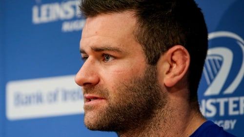 Fergus McFadden has apologised for his error of judgement