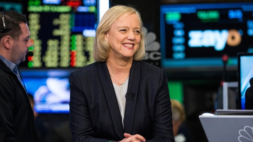 Meg Whitman is one of the most powerful women in US business and a former candidate for California governor