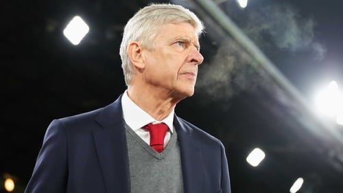 Arsne Wenger could be in hot water with the FA