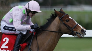 Faugheen has beensidelined for the best part of two years since landing the Irish Champion Hurdle in January 2016.