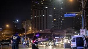 Philippine police are already facing unprecedented scrutiny