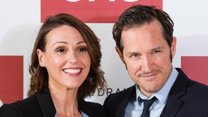 Suranne Jones and Bertie Carvel who plays her husband in season one