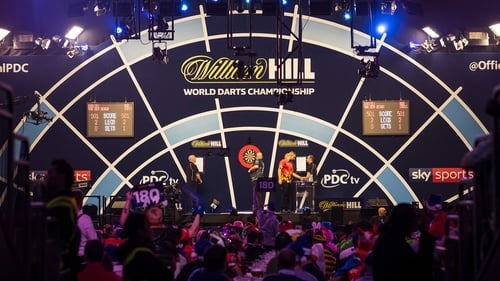 The World Darts Championship has grown every year