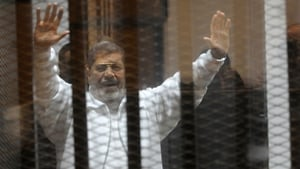 Mohamed Mursi is already serving a 20-year sentence for inciting the killing of protesters, and a 25-year sentence for spying for Qatar
