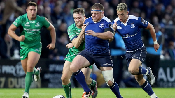 Sean Cronin comes in to the Leinster side for the visit of Connacht