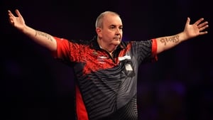 Phil Taylor was simply too good in the first of the semi-finals