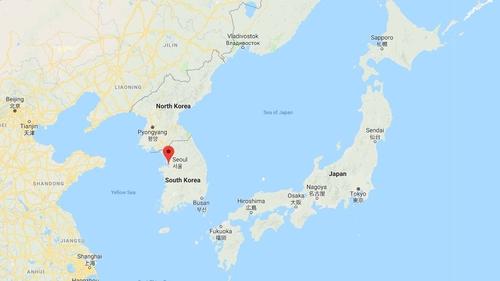 The ship was seized at Pyeongtaek-Dangjin port