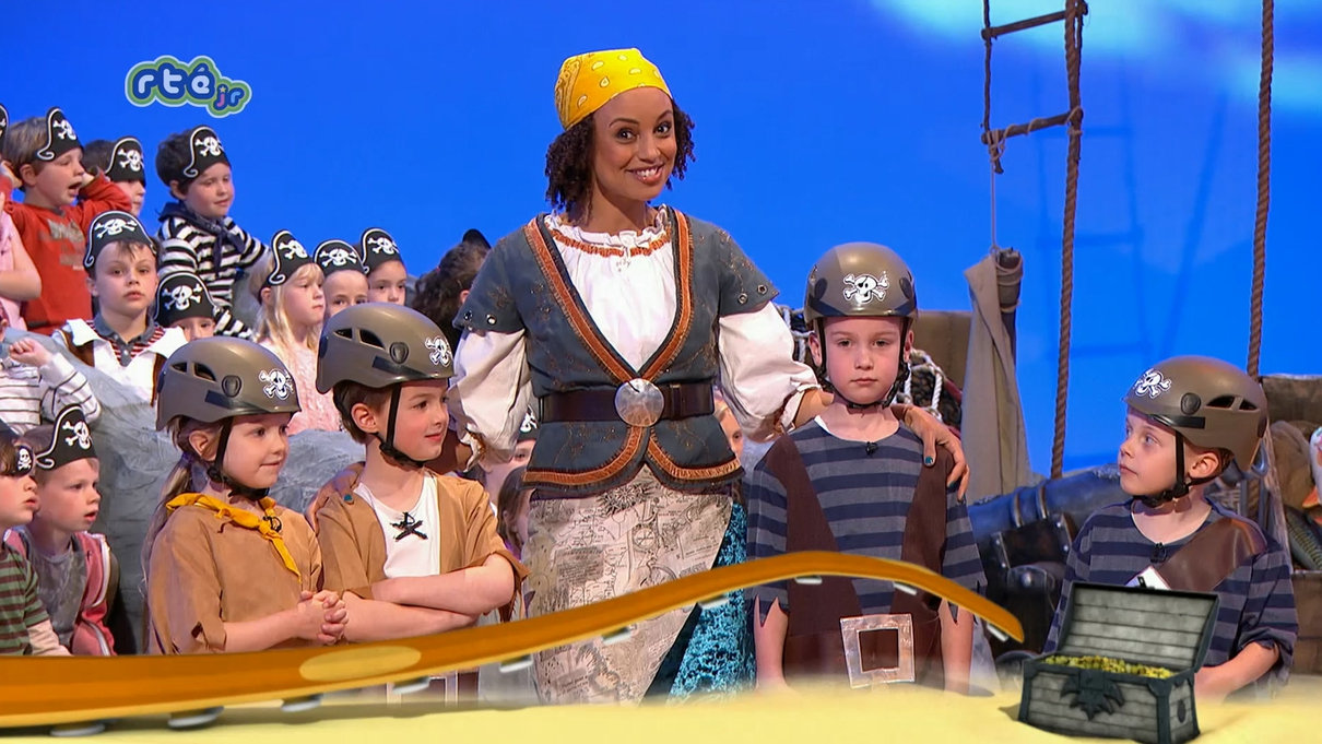Swashbuckle Pirates