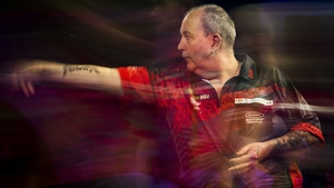 Only Rob Cross stands in the way of a 17th world title for Phil Taylor