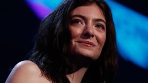 NZ Singer Lorde: accused of prejudice