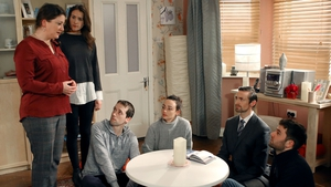 Miriam reveals the truth about her past with Oakley on Fair City