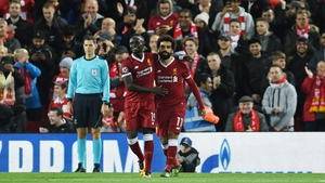 Sadio Mane and Mohamed Salah are both on the shortlist for the Confederation of African Football's player of the year award.