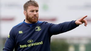 O'Brien has missed Leinster's last two games with a hip injury