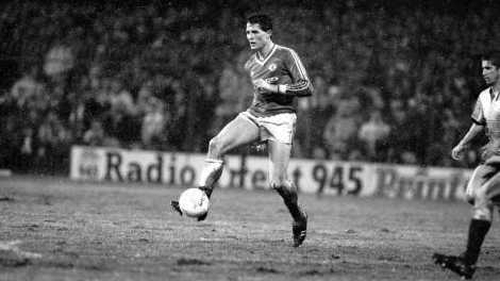 On this day in 1987 - Manchester United's Liam O'Brien was sent off after just 85 seconds against Southampton