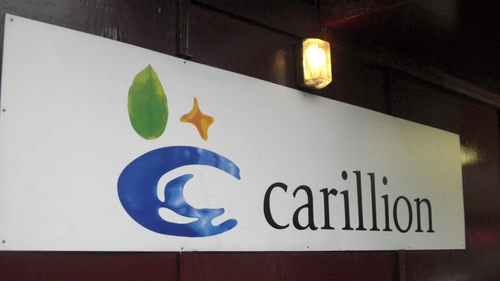 Four professional services firms have pocketed a total of £71.6m in Carillion-related work since 2008
