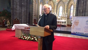 Monsignor Dermot Farrell is a former president of St Patrick's College in Maynooth
