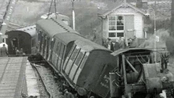 Belfast Dublin Train Derailed