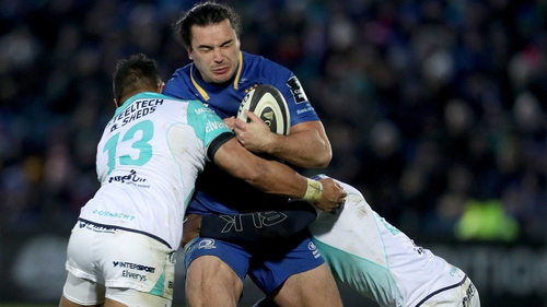 James Lowe has been on form in the Pro14