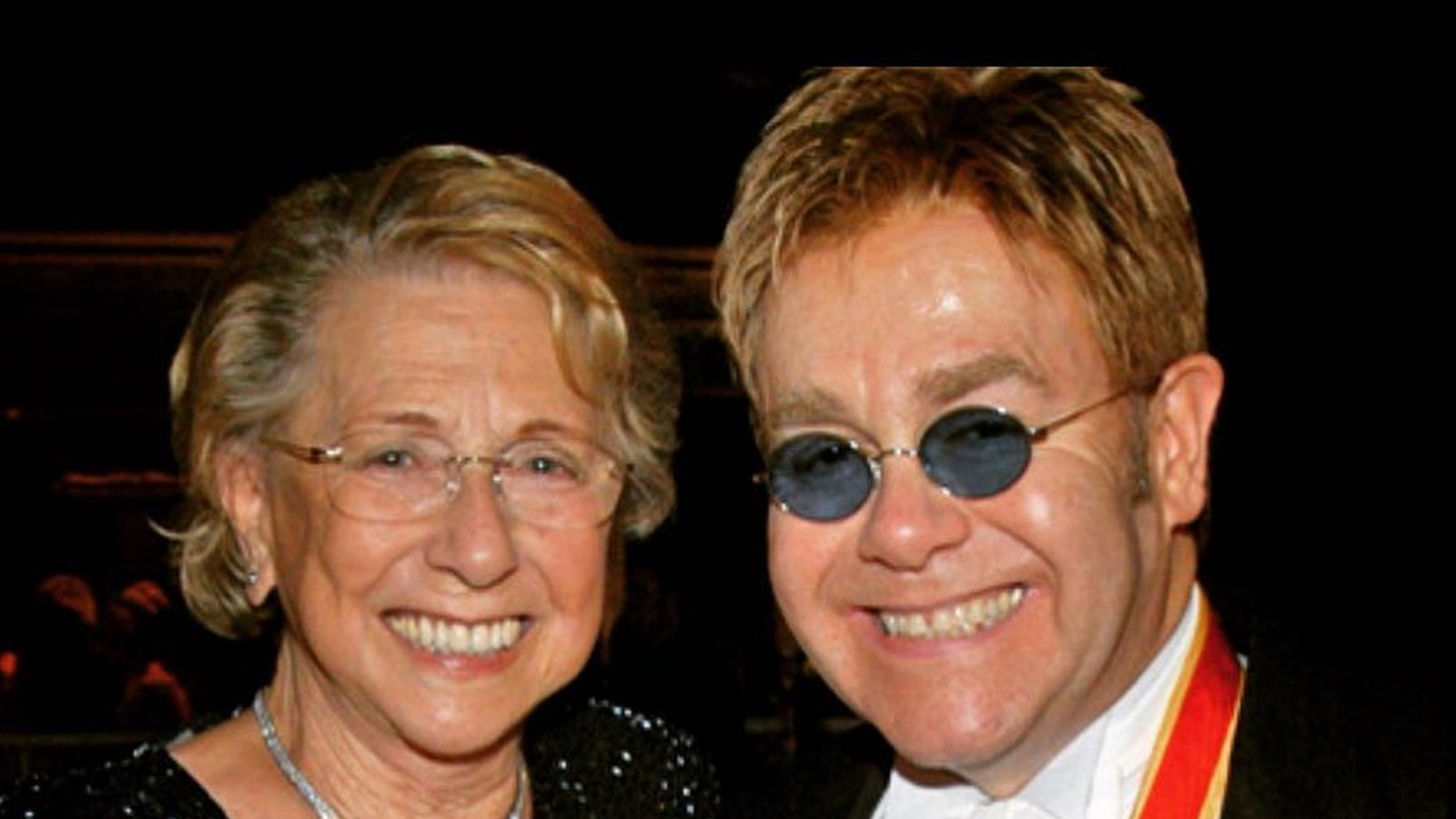 Elton John pays tribute to his mother after her funeral