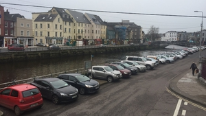Cork City Council has warned of possible flooding on Morrison's Island, Union Quay, Wandesford Quay and Crosses Green