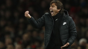 Antonio Conte is demanding a big performance from Chelsea on Tuesday